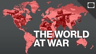What Countries Are Currently At War? A Complete List