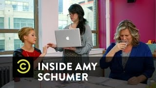 Inside Amy Schumer - Sex Tips - Uncensored