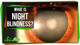 What Is Night Blindness?