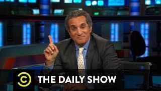 The Daily Show - Constant Intractable Madness