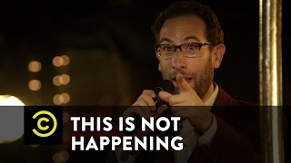 This Is Not Happening - Ari Shaffir - Smuggling Weed - Uncensored