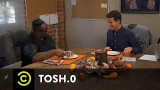 Tosh.0 - Patti LaBelle's Sweet Potato Pie