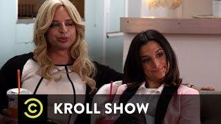 Kroll Show - PubLIZity - Cassandra Quits