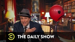 The Daily Show - The Jon Stewart Mysteries Presents: The Case of the Iranian Agent!