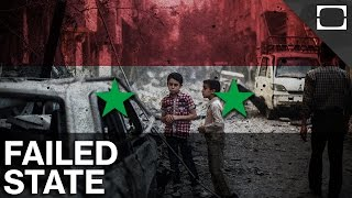 What Is A Failed State and Is Syria Becoming One?