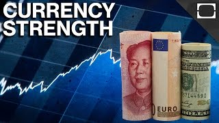 What Are The World's Strongest Currencies?