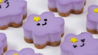 LUMPY SPACE PRINCESS CHEESECAKE - NERDY NUMMIES