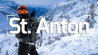 ST ANTON, AUSTRIA: POWDER & PARTY