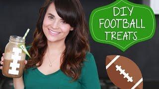 DIY FOOTBALL TREATS