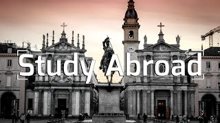 HOW TO STUDY ABROAD