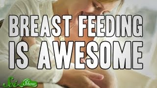 5 Reasons Breastfeeding is Awesome
