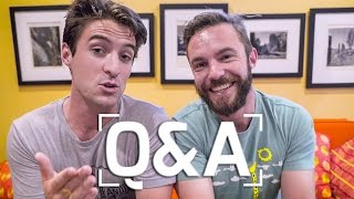 OUR FIRST Q&A!!!