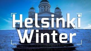 WINTER IN HELSINKI!!! W/ MMIISAS & KPUNKKA