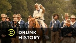 Drunk History - Teddy Roosevelt and the Rough Riders
