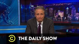 The Daily Show - The Eric Garner Grand Jury Decision