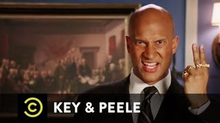 Key & Peele - Obama's Anger Translator - Tropical Storm Luther Pounds the RNC & DNC