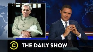 The Daily Show with Trevor Noah - Benghazi: The Never-Ending Scandal