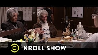 Kroll Show - Oh, Hello - A Medically Inadvisable Amount of Tuna