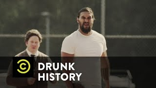 Drunk History - Jim Thorpe Trains for the Decathlon
