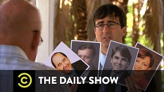 The Daily Show - Gun Control & Political Suicide
