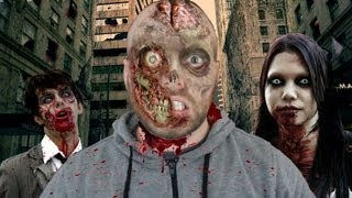 10 Rules for Surviving the Zombie Apocalypse