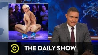 The Daily Show - Getting Personal at CNN's Democratic Town Hall