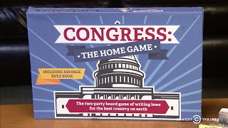 The Daily Show - Congress: The Home Game