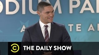 The Daily Show - Podium Pandemonium at the New Hampshire Primary