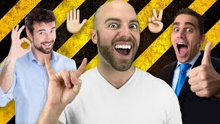 10 Innocent Gestures That Can Get You KILLED Overseas!