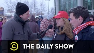 The Daily Show - Trump Supporters Speak Out