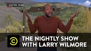 The Nightly Show - 2/22/16 in :60 Seconds