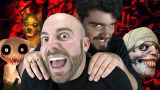 The 10 FREAKIEST Creepypastas Ever Told pt.2