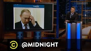Secret Service Code Names - Rawhide - @midnight with Chris Hardwick