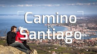 THE CAMINO DE SANTIAGO!!!
