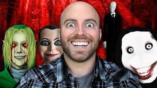 The 10 FREAKIEST Creepypastas Ever Told