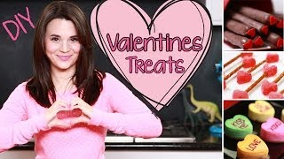 DIY Valentines Day Treats