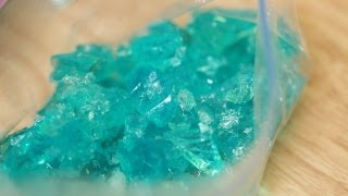 BREAKING BAD GLASS CANDY - NERDY NUMMIES