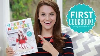 NERDY NUMMIES *COOKBOOK* ANNOUNCEMENT!
