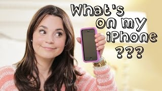 Whats On My iPhone?!