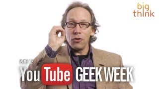 Lawrence Krauss: The Flavors of Nothing (YouTube Geek Week!)