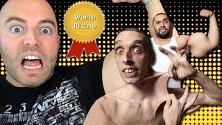 10 Most BIZARRE World Records!
