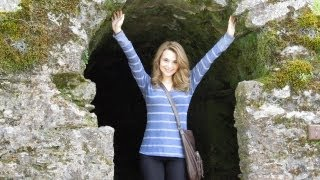Kissed the Blarney Stone!