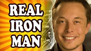 Top 10 Ways Elon Musk is Changing the World — TopTenzNet