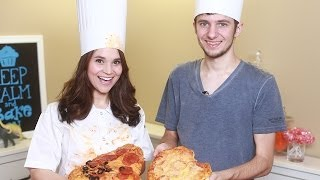 Helping Hands - HOME MADE PIZZA