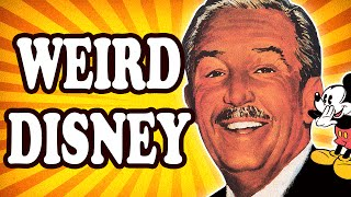 Top 10 Bizarre Facts About Disney — TopTenzNet