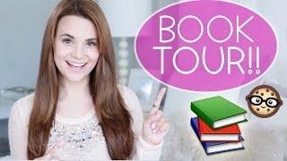 BOOK TOUR ANNOUNCEMENT!