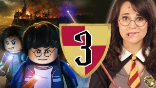 Lets Play Lego Harry Potter Years 5-7 - Part 3
