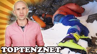 10 People Who Never Left Mount Everest — TopTenzNet