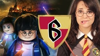 Lets Play Lego Harry Potter Years 5-7 - Part 6