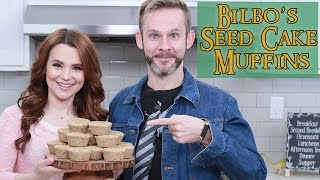 LORD OF THE RINGS HOBBIT MUFFINS & JAM ft Dominic Monaghan - NERDY NUMMIES